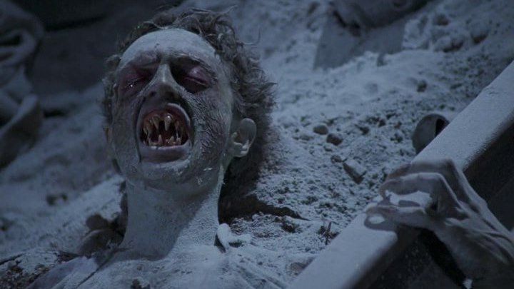 Демоны 2 (1986) ужасы BDRip от HQCLUB MVO (Союз Видео) Дэвид Эдвин Найт, Нэнси Брилли, Коралина Катальди-Тассони, Бобби Родс