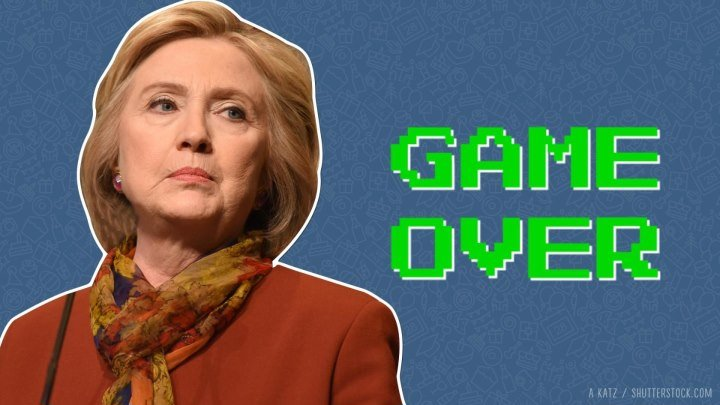Россияне о несостоявшемся президенте США — Хилари Клинтон