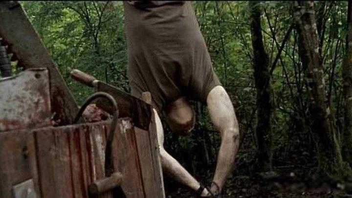 """""""Поворот не туда 2: Тупик"""" Ужасы."""