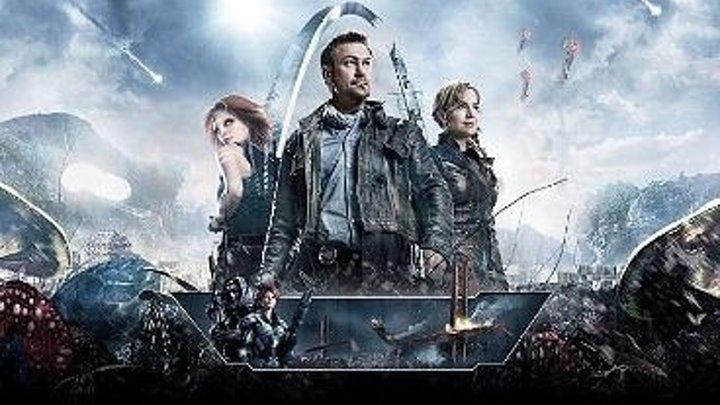 Вызов 2013 1 сезон 14 серия научно-фантастический телесериал