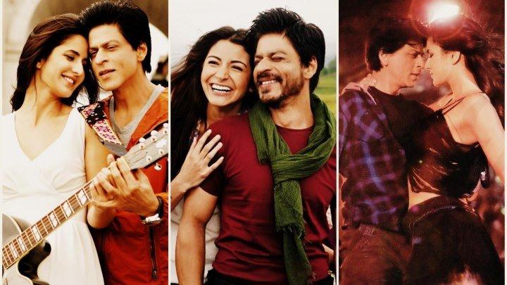 ФАН КЛИП Jab Tak Hai Jaan - Shah Rukh Khan ¦ Katrina Kaif ¦ Anushka Sharma