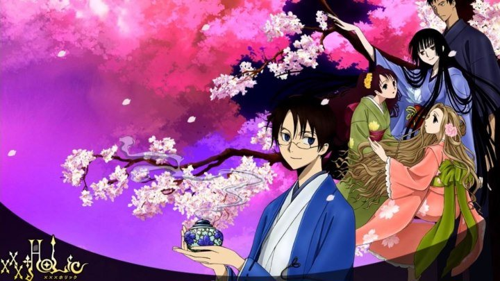 Триплексоголик (xxxHOLiC) OVA 1-2 BDRip-1080p