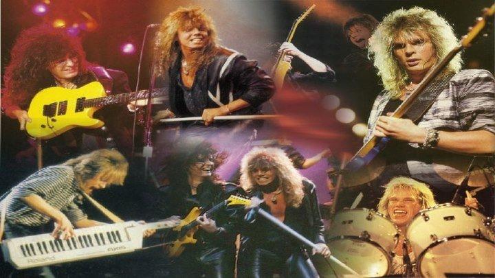 Europe «The Final Countdown» (1986) HD video 👍