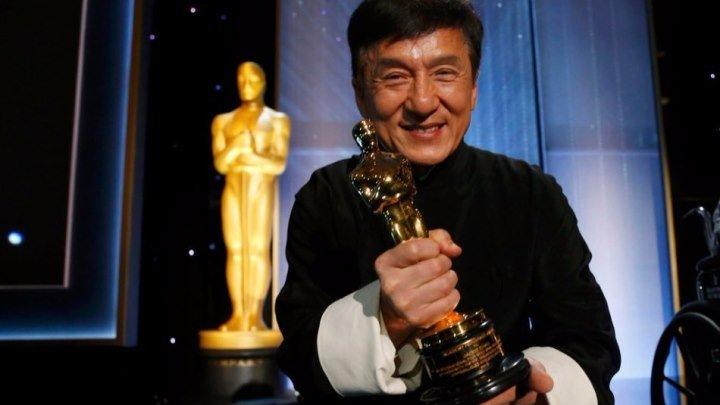 89-я церемония вручения премии «Оскар». Отрывок с Джеки Чаном.