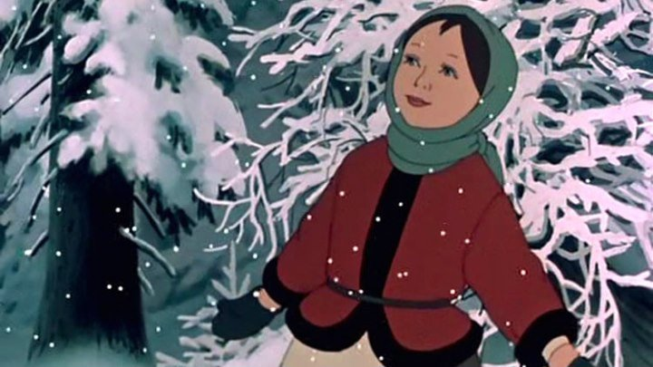 12 МЕСЯЦЕВ. Самый новогодний мультфильм для детей!