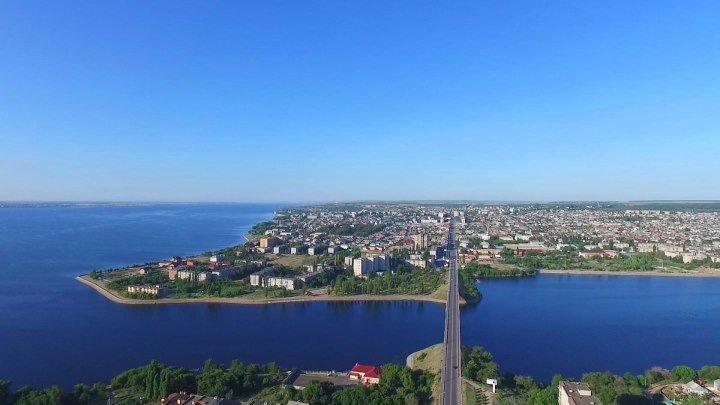 Камышинский район, Волгоградская область (Волгоград-ТРВ)