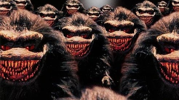 Зубастики (1986) Critters Жанр: Ужасы, Фантастика, Боевик, Комедия. Страна: США.