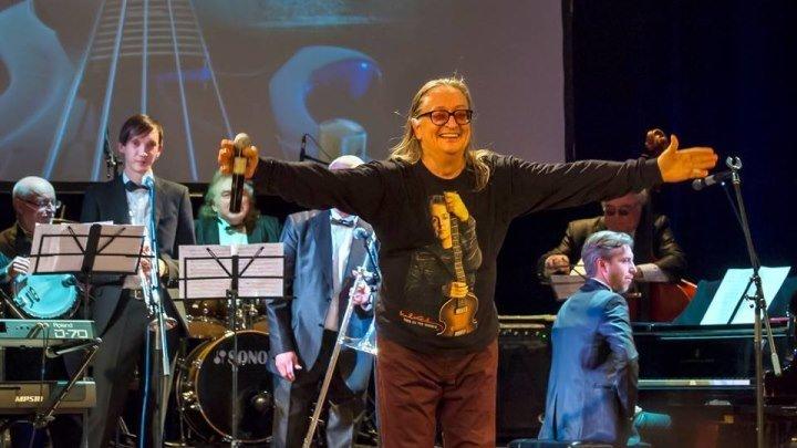 Авторсий концерт В.Ярушина -'Линия жизни' - 11 ноября 2016 г. в Челябинской филармонии