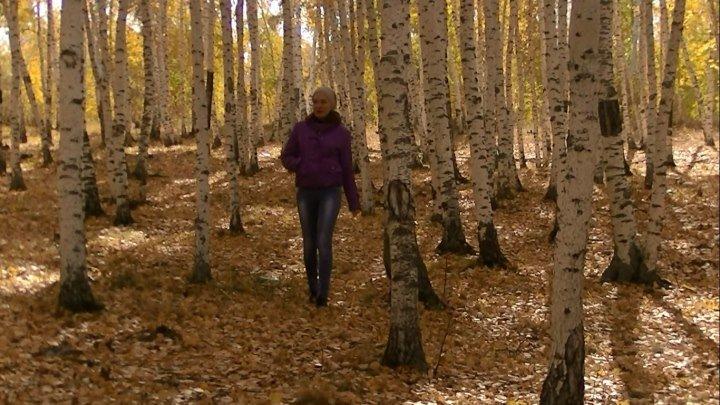 Осенний день, Забайкальская природа.