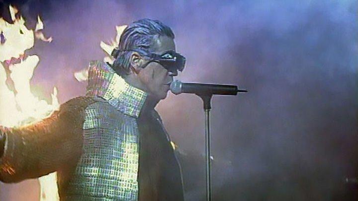 Rammstein - Live aus Berlin (Вживую из Берлина) - 22 и 23 августа 1998 года