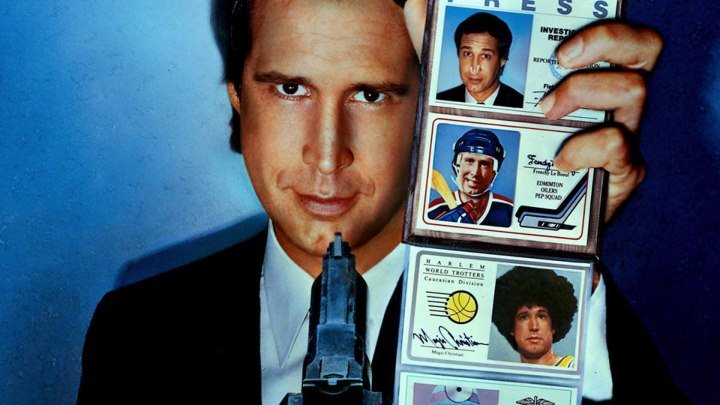 Флетч (криминальная комедия с Чеви Чейзом)   США, 1985