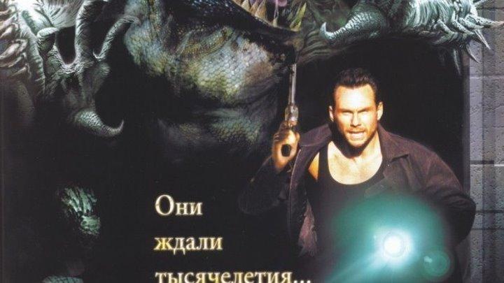 Один в темноте / Ужасы, боевик / Германия, Канада, США / 2005 (18+)