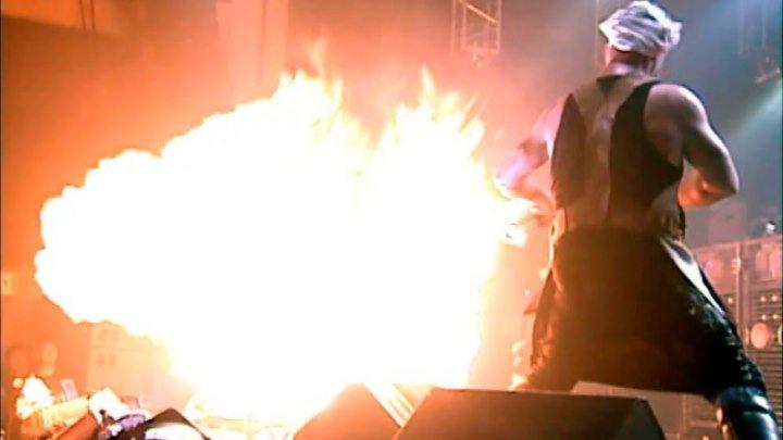 Rammstein - Club Citta, Токио, Япония, 3 июня 2005 года (Völkerball)