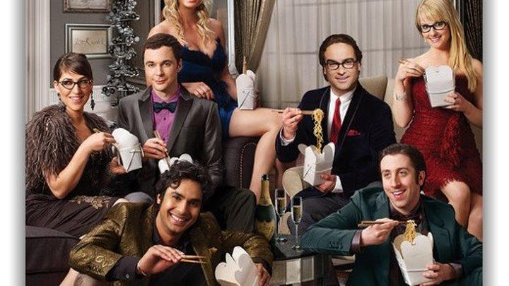 Теория Большого Взрыва [Сезон:08 Серии:01-04 из 24] The Big Bang Theory (2014: комедия)