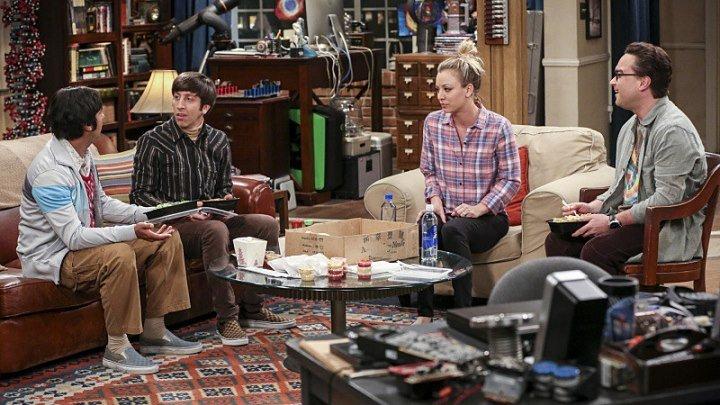 Теория Большого Взрыва [Сезон:08 Серии:15-19 из 24] The Big Bang Theory (2014: комедия)