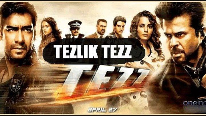 Tezz / Tezlik / Скорость (Hind kino Uzbek Tilida) HD