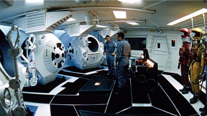 2001 год: Космическая одиссея / 2001: A Space Odyssey (1968: Научная фантастика, приключения, драма)