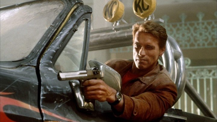 Последний Киногерой. 1993 HD боевик