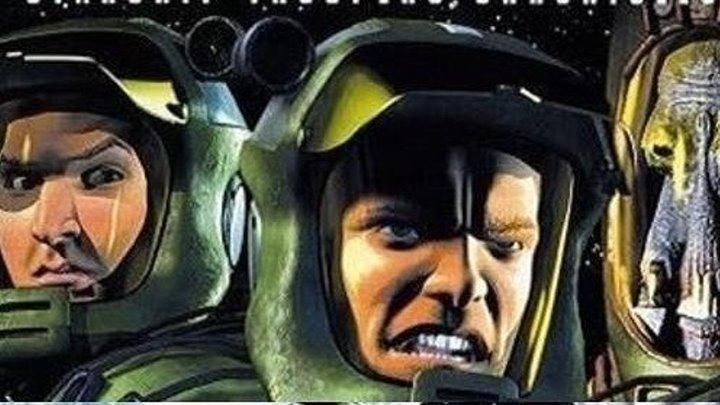 Звездный десант: Хроники. Серия 5. Операция «Зефир» (США, 2000 г.)
