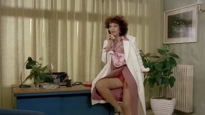 Докторша предпочитает моряков (Италия 1981 HD) 18+ Комедия ツ
