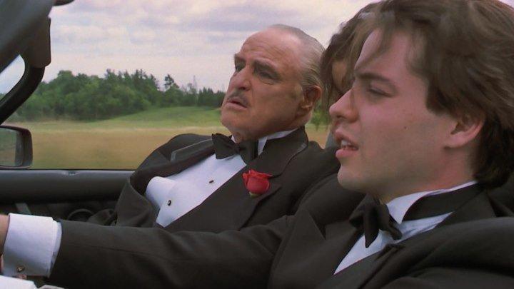 Новичок / The Freshman (США 1990 HD) Комедия, Криминал 🔫