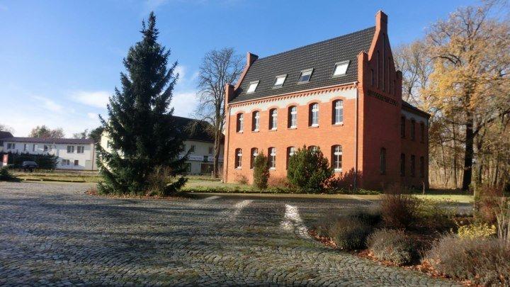 Altes Lager. Расположение в/ч 47280. 20.11.2016