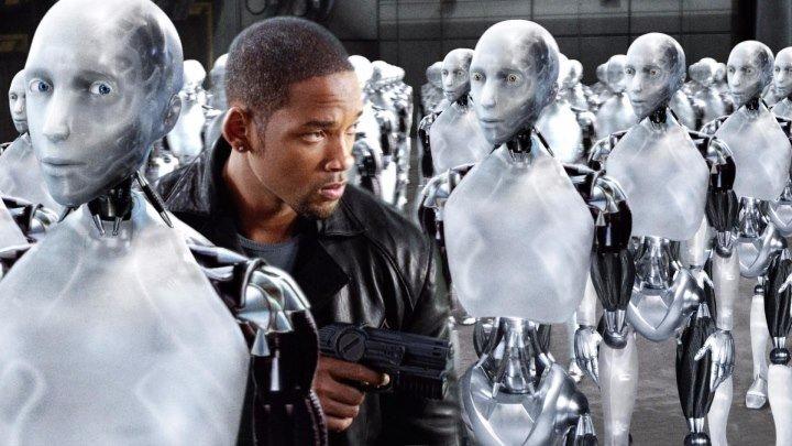 Я, Робот HD(фантастика,детектив, триллер, боевик)2004 (12+)