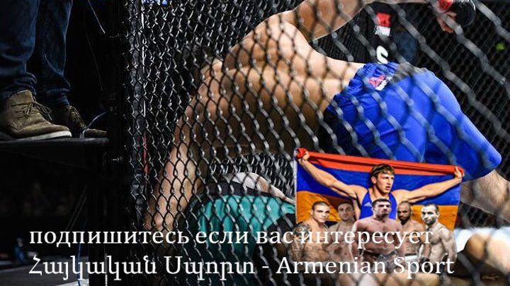 Гегард Мусаси победил Юрайя Холла и посвятил победу армянскому народу