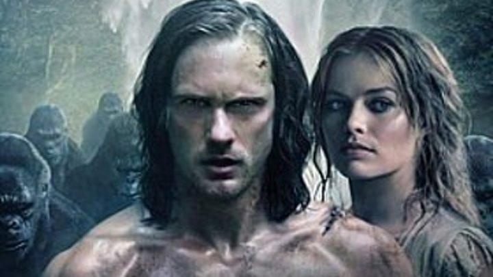 Тарзан. Легенда - Русский Трейлер 2 (2016)