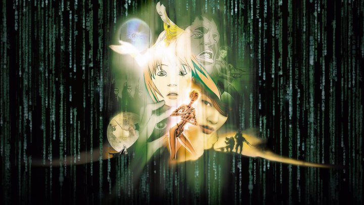 Аниматрица / The Animatrix (США 2003 HD) 12+ Фантастика, Приключения, Аниме