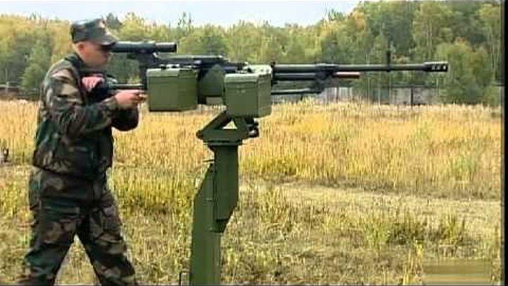 А Вы знаете какой пулемет может скосить весь лес Узнай первым