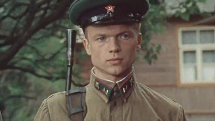Государственная граница [Фильм 5-й Год сорок первый] (1986) DVDRip Евгений Леоно