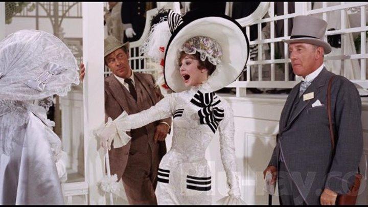 Моя прекрасная леди / My Fair Lady (1964 HD) Мюзикл, Драма, Мелодрама, Семейный