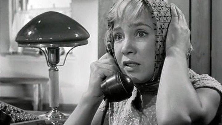 Полустанок — (Комедия,1963).