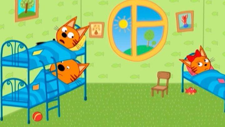 «Три кота»: новые серии