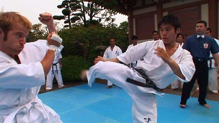 Тайны боевых искусств (2007) 2 серия. Япония. Токио. (Кёкусинкай карате)