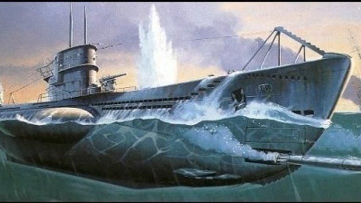 U 429_ Подводная тюрьма.ШИКАРНЫЙ,ЛЕГЕНДАРНЫЙ ФИЛЬМ