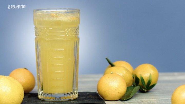 Мандариновый лимонад [Рецепты от Рецептор]