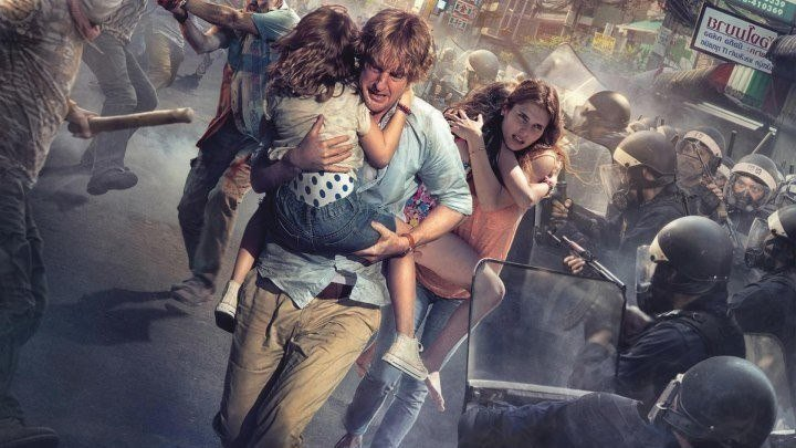 Выхода нет HD(триллер)2015 (18+)