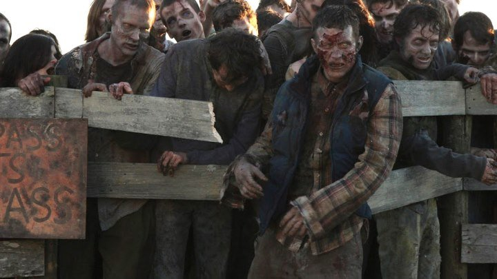 Сериал Бойтесь ходячих мертвецов 2 Сезон 1 Серия (2016)