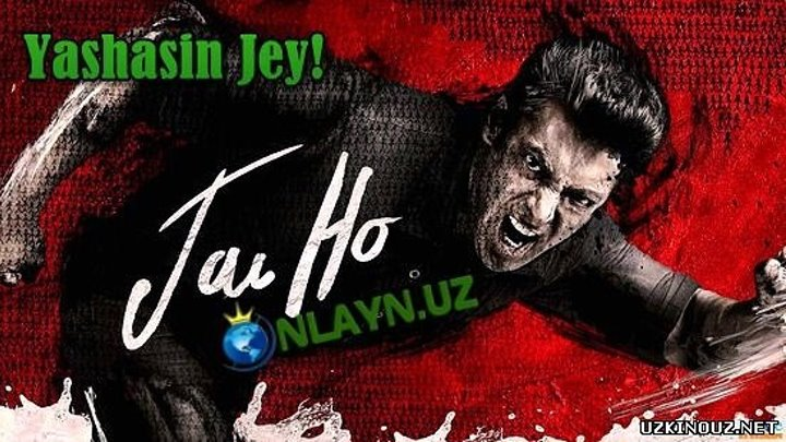 Yashasin Jey ( Hind film O'zbek tilida )