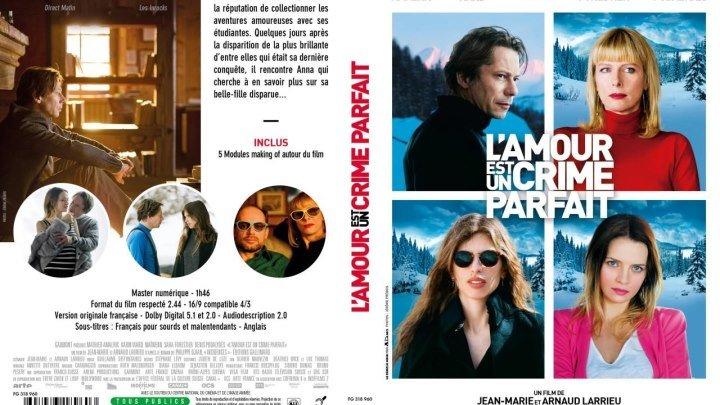 Любовь – это идеальное преступление (2014) Триллер, Драма.