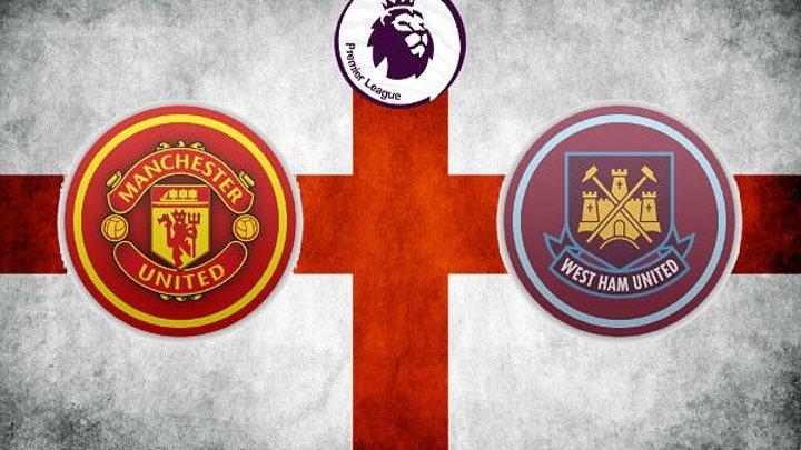 Манчестер Юнайтед 1:1 Вест Хэм | Чемпионат Англии 2016/17 | Премьер Лига | 13-й тур | Обзор матча