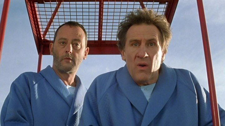 Невезучие HD(комедия боевик)2003 (12+)