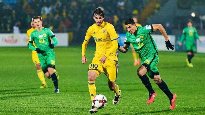 27 ноября 2016. РФПЛ. 15-й тур. «Ростов» - «Анжи» 2 - 0.