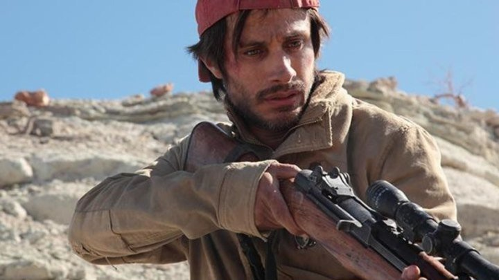 Пустыня (2015) триллер, драма