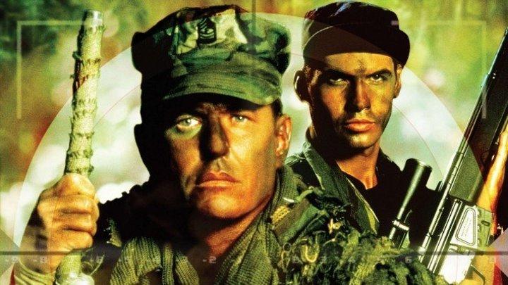 Снайпер (боевик с Томом Беренджером и Билли Зейном) | США-Перу, 1993