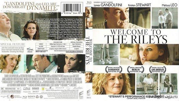 Добро пожаловать к Райли (2010) Драма.