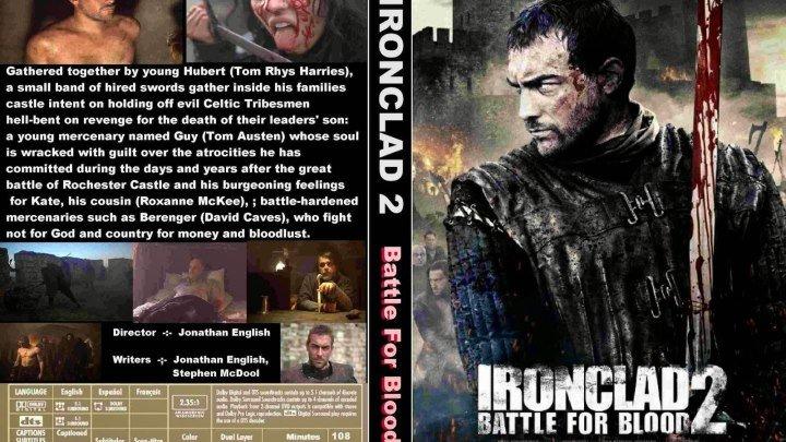 Железный рыцарь 2 (2014) Боевик, Приключения.
