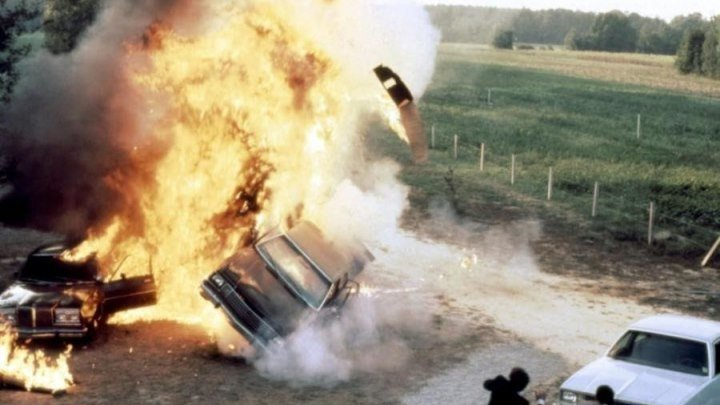 Воспламеняющая взглядом (1984 HD) Боевик, Фантастика, Триллер, Ужасы